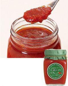 完熟トマトケチャップ