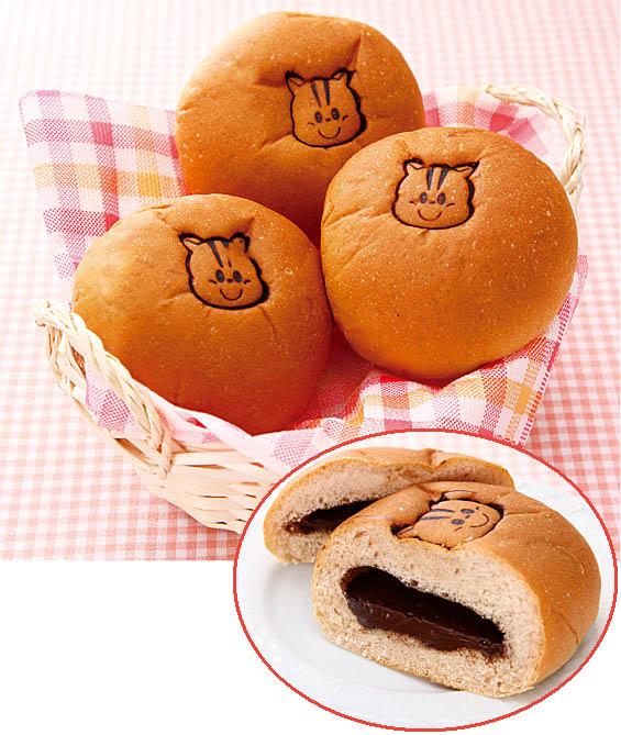 元気くんチョコクリームパン