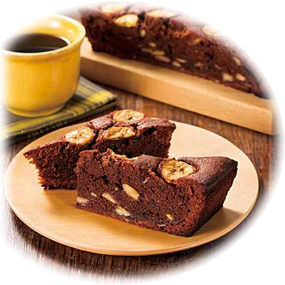 バナナチョコレートケーキ03